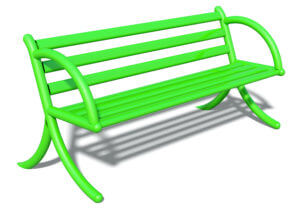 Keyston playground furniture